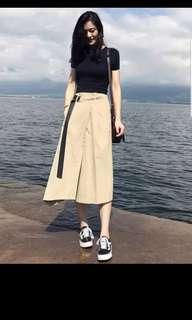 韓國新款兩件套裝裙 S size