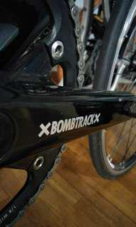 bombtrack crankset
