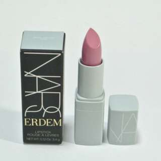 Hold (包郵)NARS ERDEM Lipstick #Moon Orchid Sheer light pink 3.4g