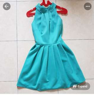 Halter Dress Tosca