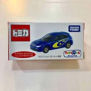 Tomica ToysRus Subaru WRX STI #GOGOVAN50