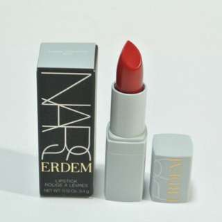 Hold (包郵)NARS ERDEM Lipstick #Carnal Carnation Sheer raspberry red 3.4g
