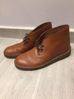 Clarks originals desert boots