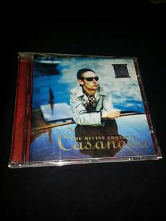 CD The Divine Comedy. Casanova