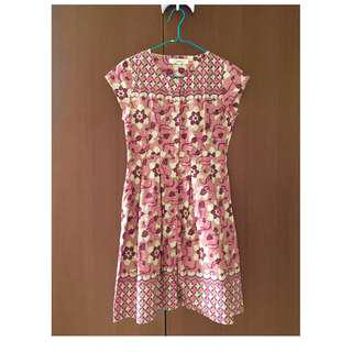 Batik Dress, only used once