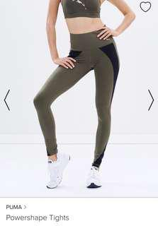 BNWT puma power shape tights size M (10-12)