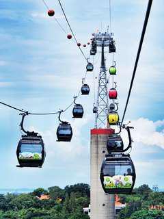 Cable Car Singapore 🇸🇬