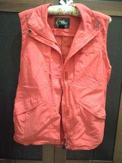 outdoor wear vest