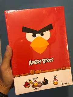 Angry Bird 相簿 2本