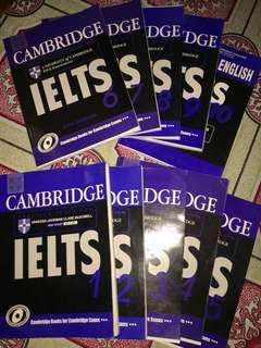 IELTS Books (Cambridge)