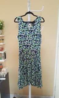 Cinthya Rowley flare dress