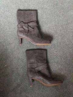 Brand new boot with soft leather