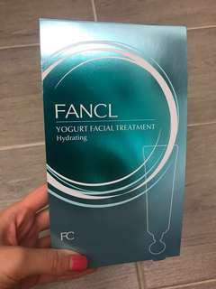 [代購]Fancl 乳酪柔膚軟膜 Yogurt Facial Treatment