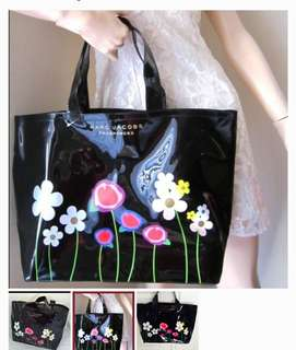 Marc Jacobs Fragrances Tote Bag 香水贈品防水shopping bag shoulder bag