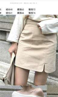 🚚 窄裙 a子裙 開衩性感