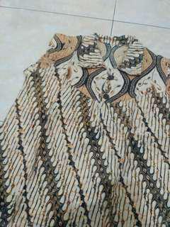 Batik sleeveless