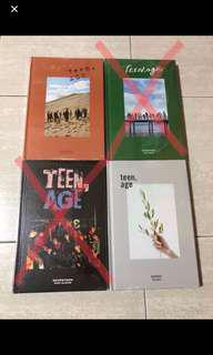 SEALED INSTOCKS SEVENTEEN TEENAGE