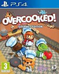 Ps4 overcooked 二手 99新