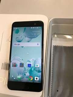"""99%New HTC U Play 64GB 4GB 5.2"""" Dual White"""
