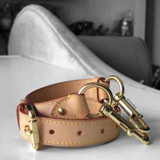 fd700f899fec Authentic Louis Vuitton Adjustable Shoulder Strap LV