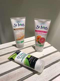 St Ives Facial Scrub