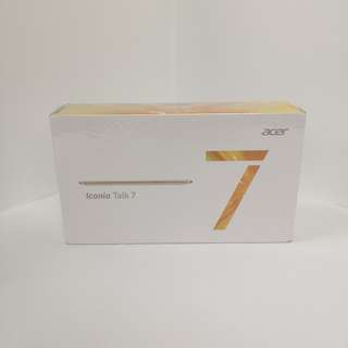 ACER Iconia Talk 7 16GB Ivory Gold [Brand NEW]