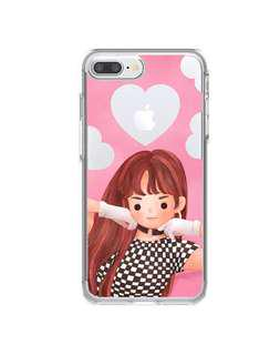LISA Soft Clear Case