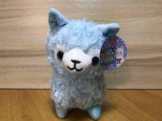可愛羊公仔