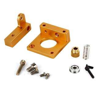 BI089 -  3D打印机 配件 MK8挤出铝块挤出机支架
