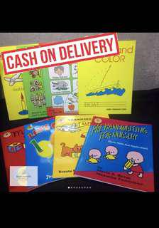 Children's Educational Activity Books (Assorted Titles)