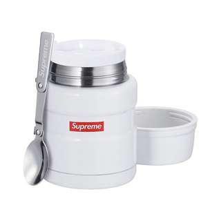 Supreme FW18 Thermos Stainless King Food Jar and Spoon