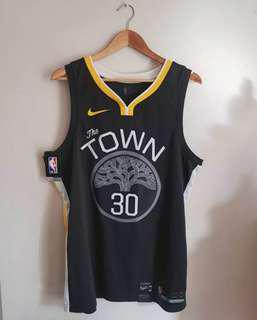 Golden State Warriors Steph Curry Jersey