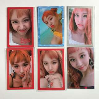 Twice Summer Nights 專輯 小卡 Chae Young
