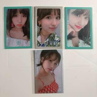 Twice Summer Nights 專輯 小卡 Mina