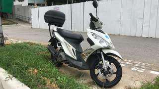 suzuki skydrive 125cc for sale only