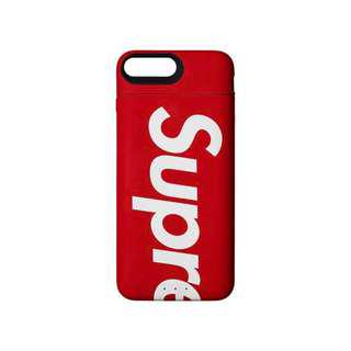 Supreme FW18 Mophie iPhone 8/Plus