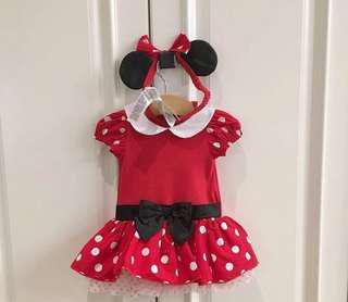 Disney女童紗裙