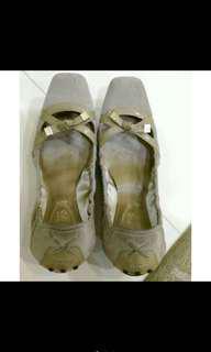 Tod'd真品大象灰豆豆鞋