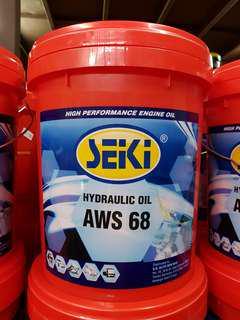 SEIKI hydraulic / power steering oil (red)