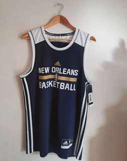 New Orleans Basketball Training Jersey