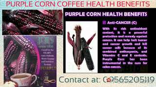 Cancer Killer Purple Corn