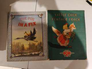 Old Soviet story book $20 each