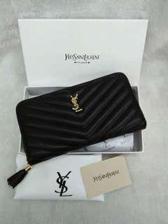 YSL Wallet Complete Inclusion