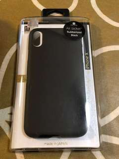iPhone X Air Jacket Case (Made In Japan)