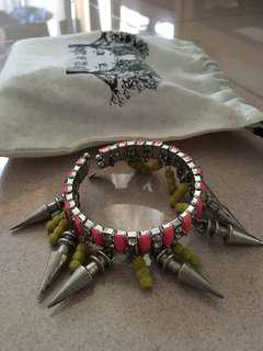 House of Jealouxy Spiky Bracelet