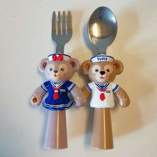 Duffy Shelliemay Spoon Fork