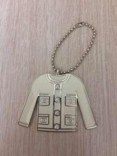 [包郵] Chanel 衫仔掛飾 / 鎖匙扣 (100%全新)