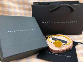 Marc By Marc Jacobs Yellowish Bracelet