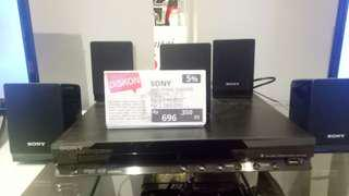 Sony DVD Home Theater Hanya 200 ribu