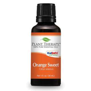 Orange Sweet Essential Oil 30 ML (Product of USA)